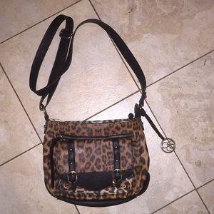 NWOT Jessica Simpson cheetah print Crossbody bag